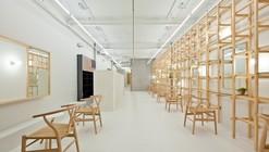 Salão de Beleza end…Link / Yasunari Tsukada Design