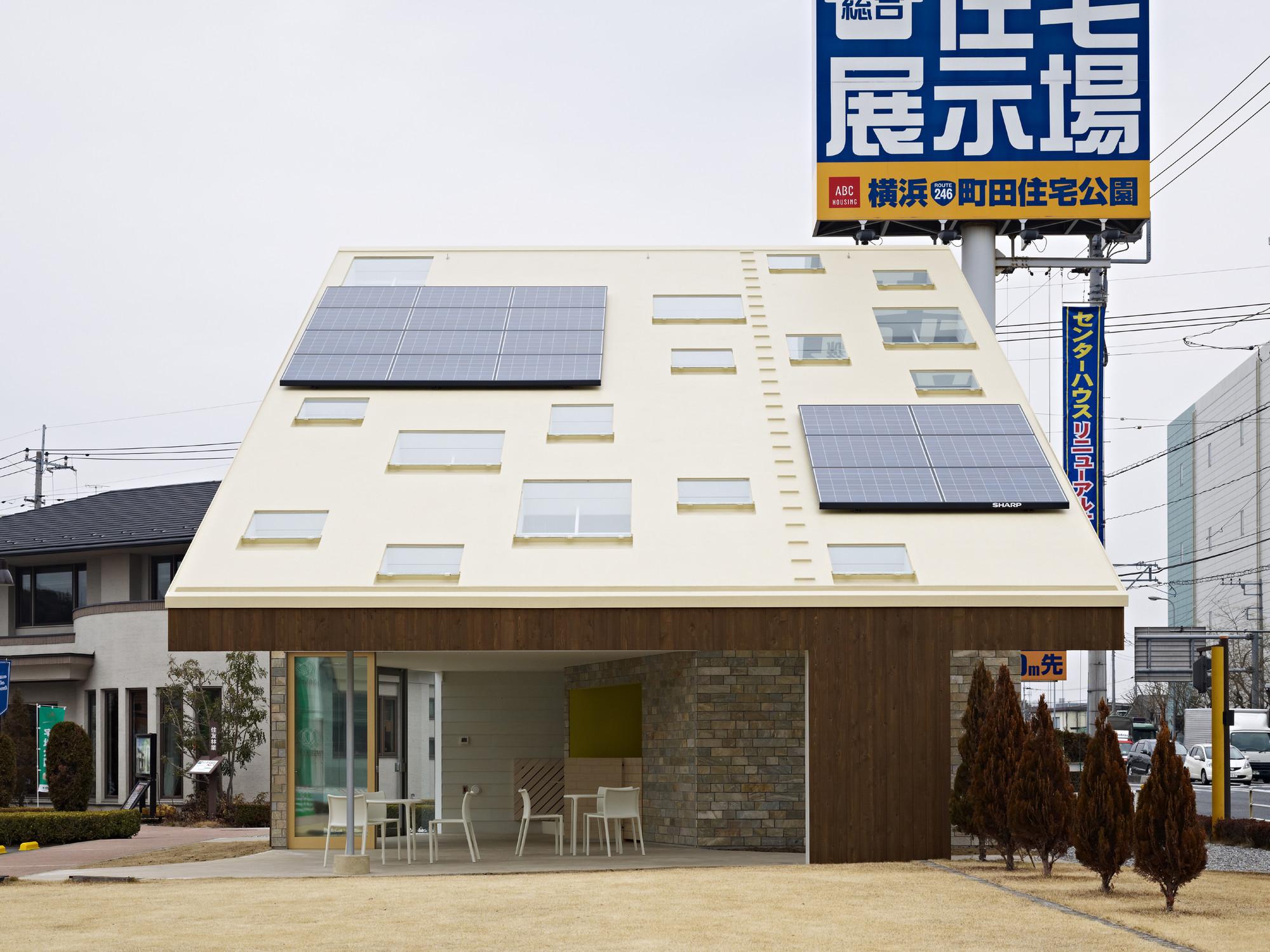 ABC Center House / Kakuro Odagi + Daisuke Narushima, © Daici Ano