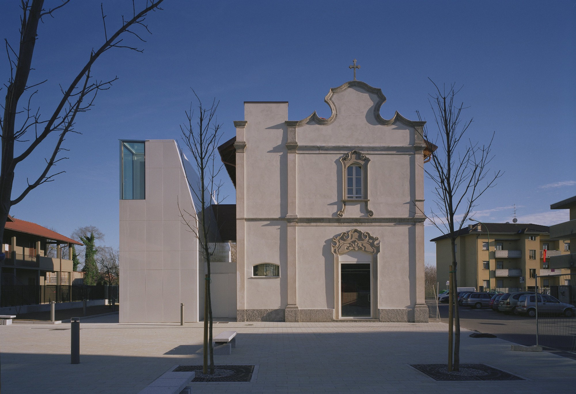 Elsa Morante Public Library / DAP Studio, © Luigi Filetici