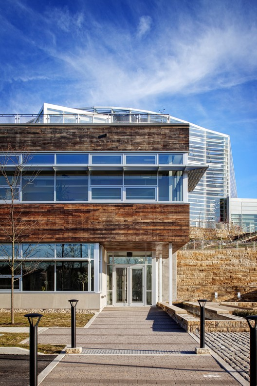 Center For Sustainable Landscapes The Design Alliance Architects