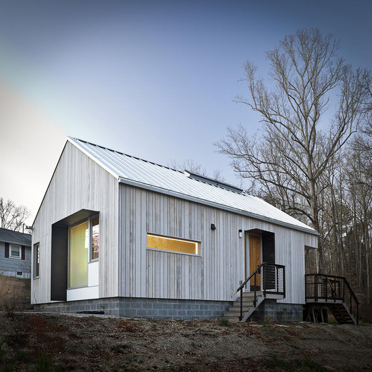 A New Norris House; Norris, Tennessee / College of Architecture & Design, UT Knoxville © Ken McCown