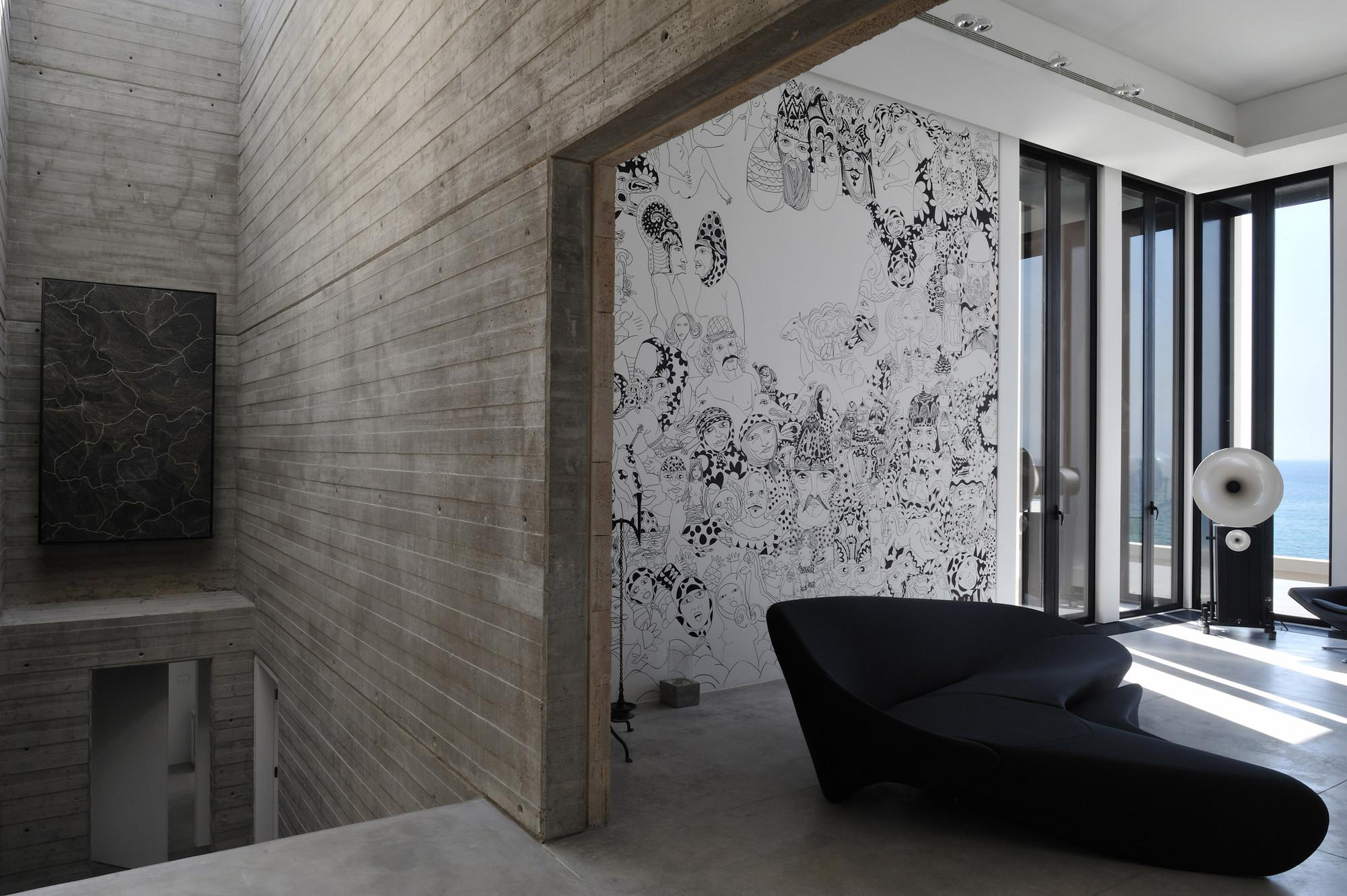 Inside Luxury Beach Homes fidar beach house / raed abillama architects | archdaily