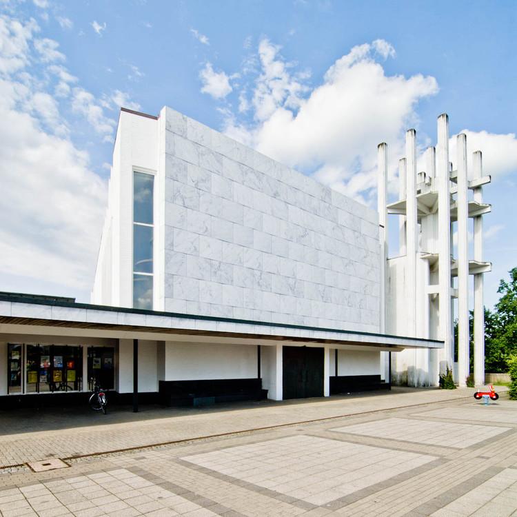 AD Classics: Stephanuskirche / Alvar Aalto, © Samuel Ludwig