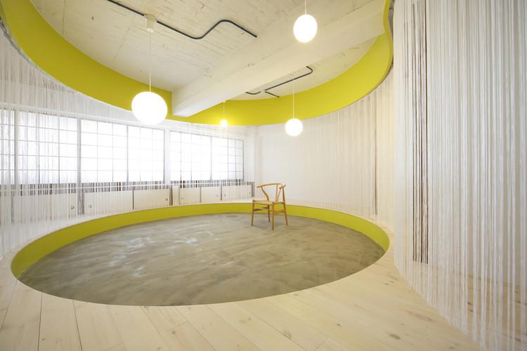 Times Transplantation Building / Nano Architects, © Yasunori Hidaka
