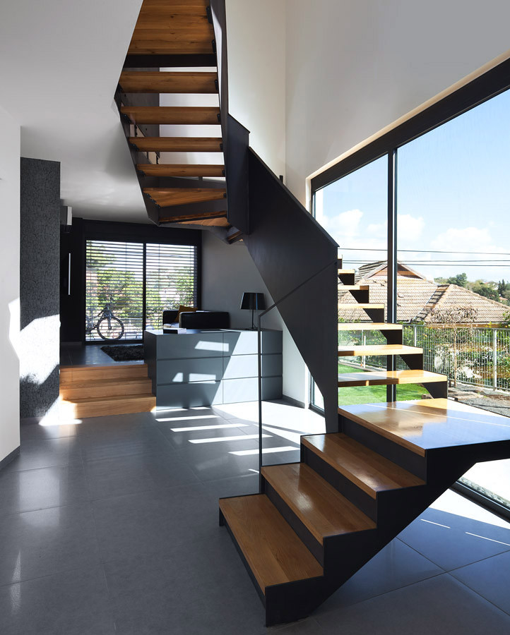 13 Superb Modern Living Room With Pool Ideas That Will: Gallery Of Wo House / SO Architecture