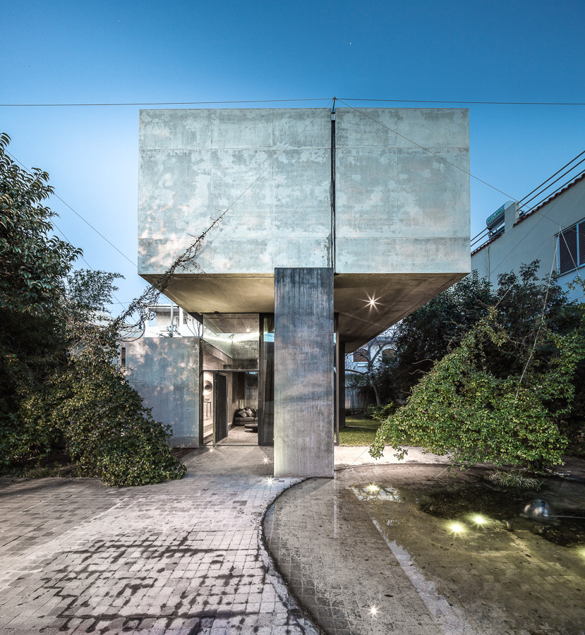 Residence in Kifissia / Tense Architecture Network, © Filippo Poli