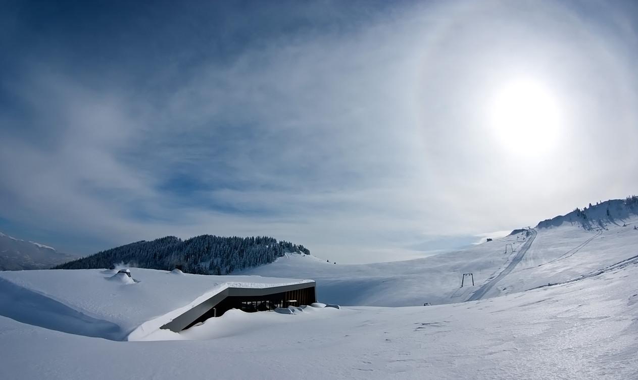 Ski Restaurant Raduša / 3LHD, Courtesy of 3LHD