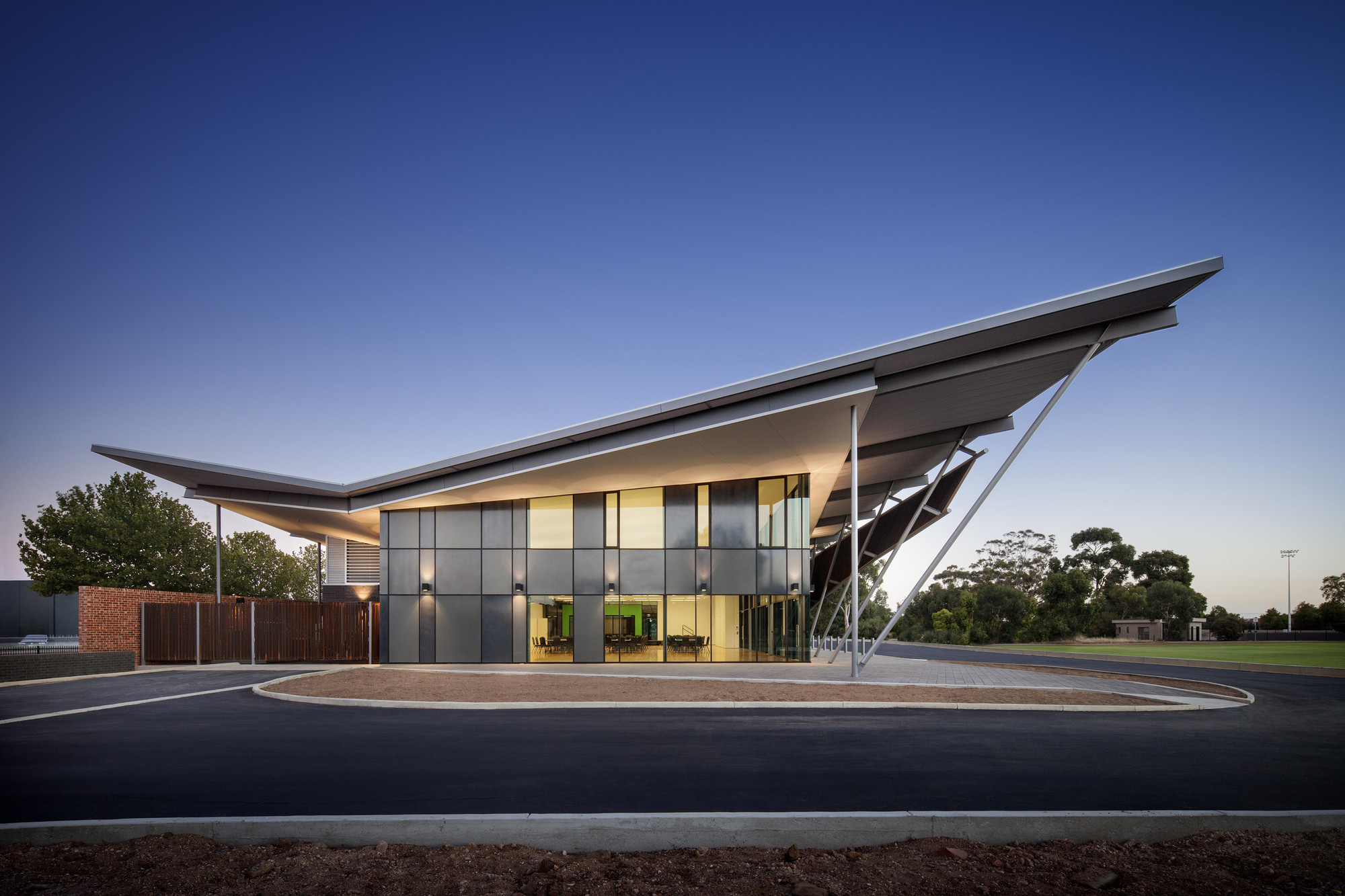 Thebarton Community Centre Mph Architects Archdaily