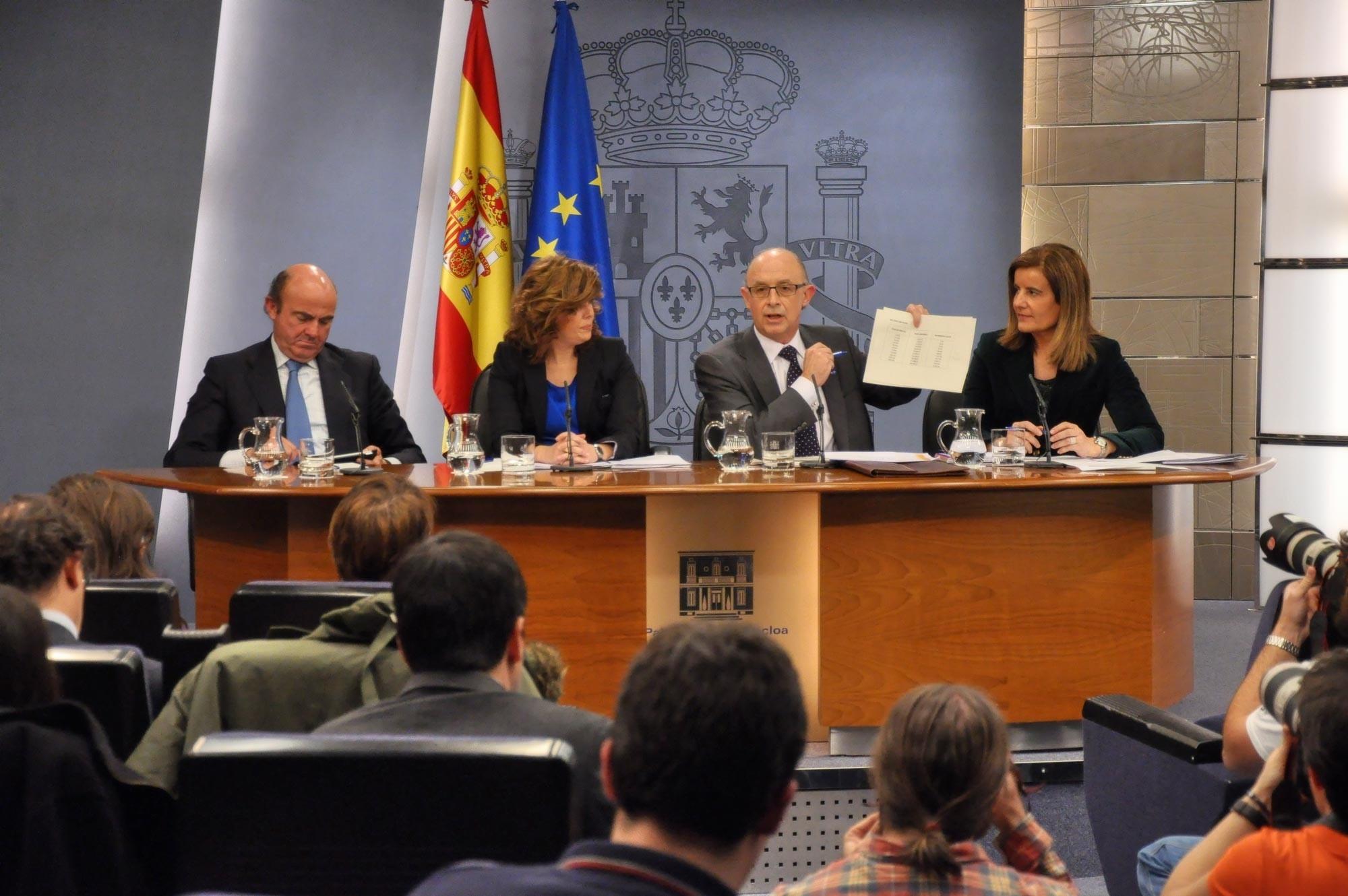 ÚLTIMA HORA ESPAÑA / El estado de la LSP tras la reunión del Consejo de Ministros , Courtesy of La Moncloa. Gobierno de España