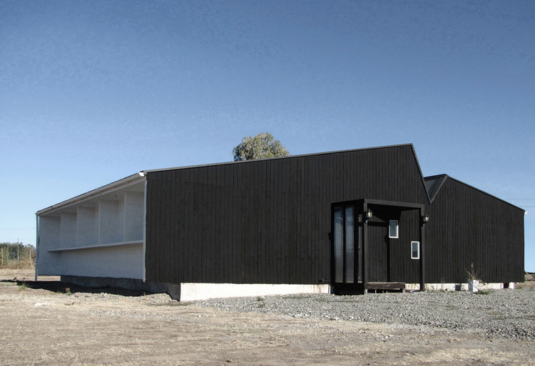 Casa Morocha / Mutar Estudio, Cortesía de Cristián Axl Valdés