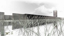 'The Fenland Beacon': Great Fen Visitor Center Competition Entry / Nicholas Hare Architects