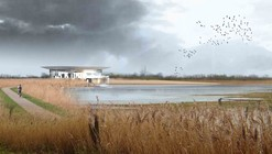 'The Great Sky': Great Fen Visitor Center Competition Entry / Nicholas Hare Architects