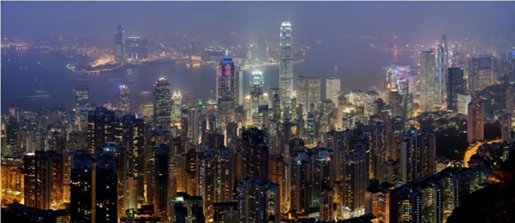 Perspectivas sobre Hong Kong: Entre longas tradições e contrastes extremos, Imagem via plataformaurbana.cl