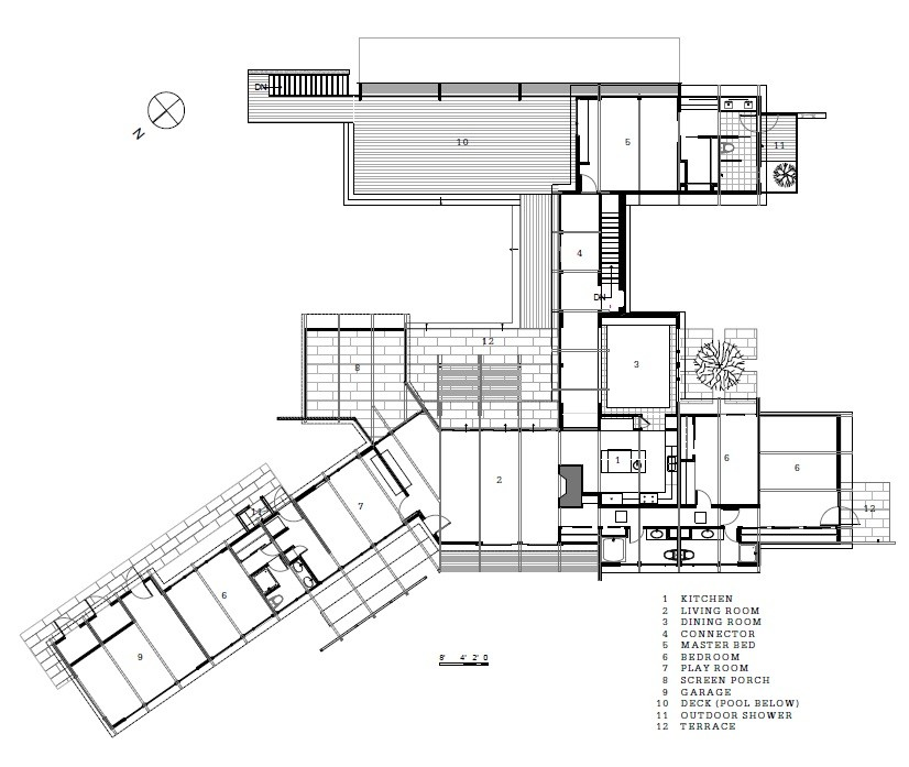 Home Additions Plan Drawings: Cape Cod Addition Floor Plans