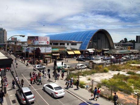 Mercado de Concepción: Incendio e incertidumbre en el destino de uno de los edificios más importantes de la ciudad