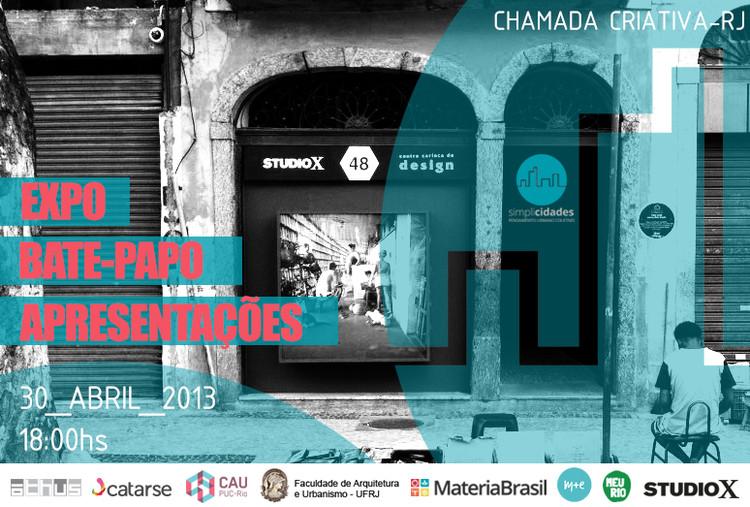 Inauguração da exposição e apresentação dos trabalhos - SIMPLICIDADES, Cortesia de StudioX