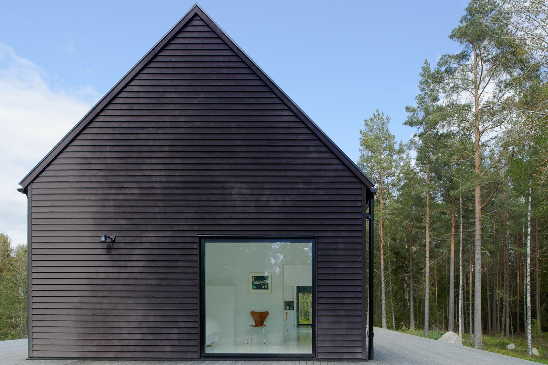 Villa Wallin / Erik Andersson Architects, © Åke E-son Lindman