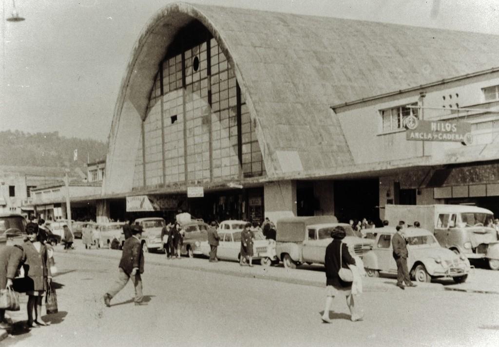 Clásicos de Arquitectura: Mercado Central de Concepción  / Tibor Winer & Ricardo Muller, © Usuario de Flickr: Alfotor