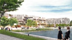 Henning Larsen Architects Designs New Danish Headquarters for Microsoft
