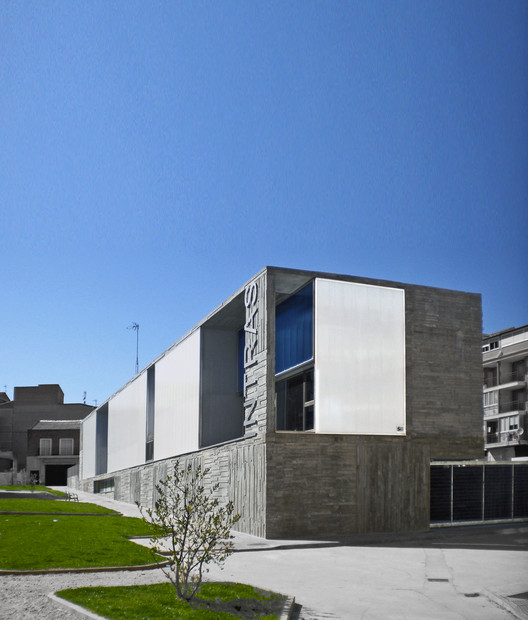"""INTRAS"" Center for the Mentally Disabled / Amas4arquitectura, Courtesy of Amas4arquitectura"