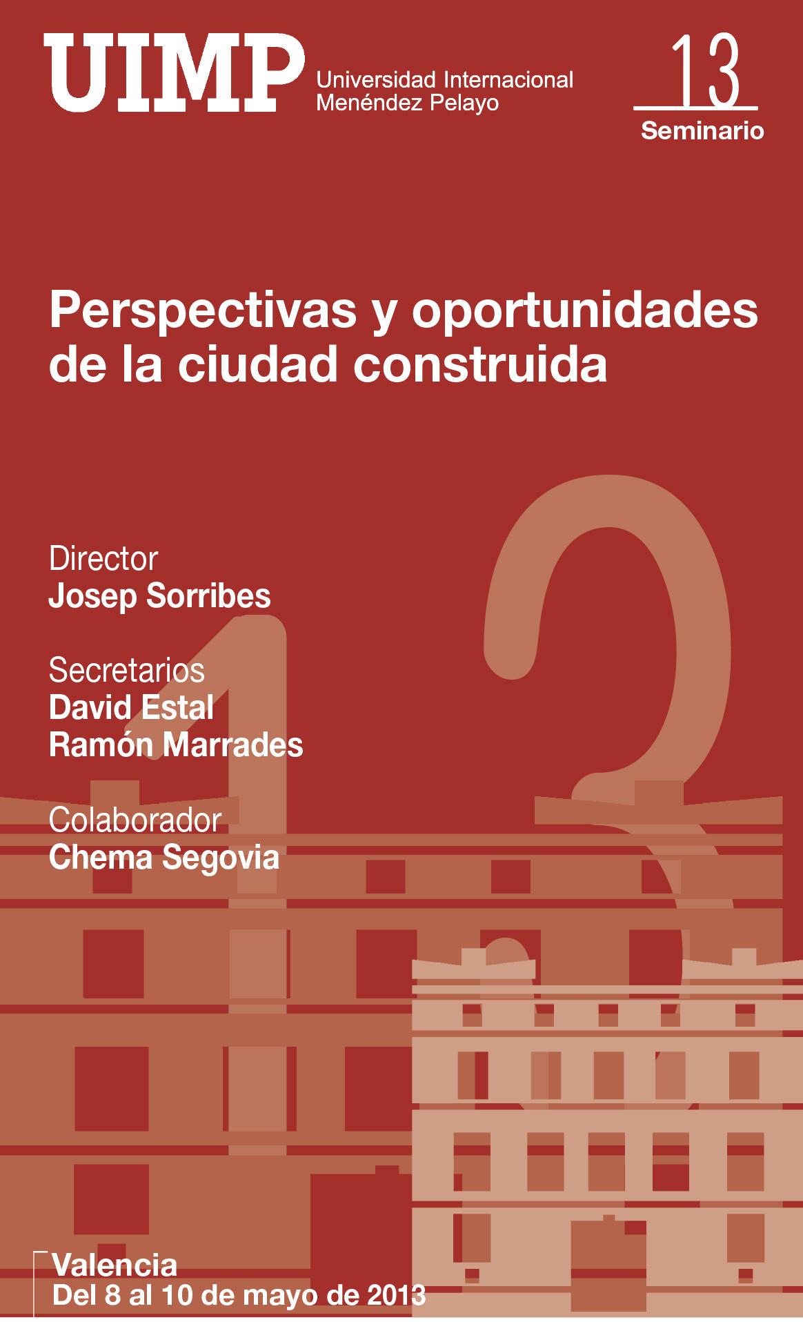 Curso perspectivas y oportunidades de la ciudad for Aulas web arquitectura
