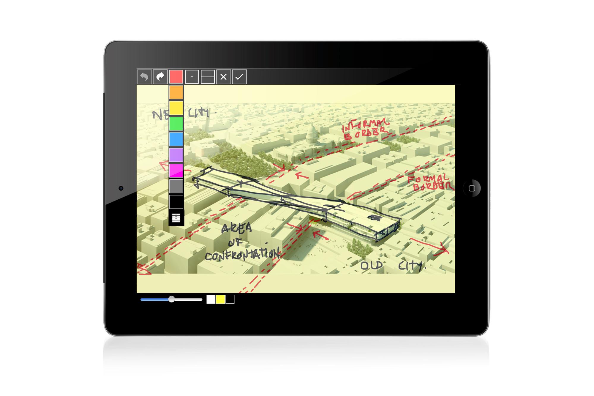 Galer a de aplicaciones para arquitectos morpholio 2 0 2 for Aplicaciones para arquitectos