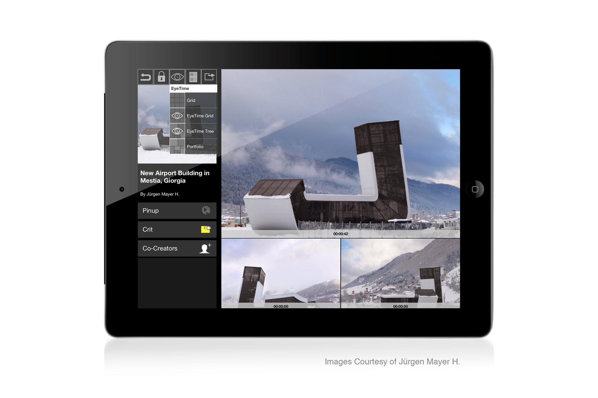 Galer a de aplicaciones para arquitectos morpholio 2 0 13 for Aplicaciones para arquitectos
