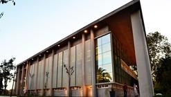 U. Talca Library / Valle Cornejo Arquitectos