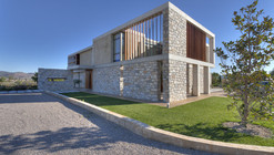 Stone House In Anavissos / Whitebox Architects