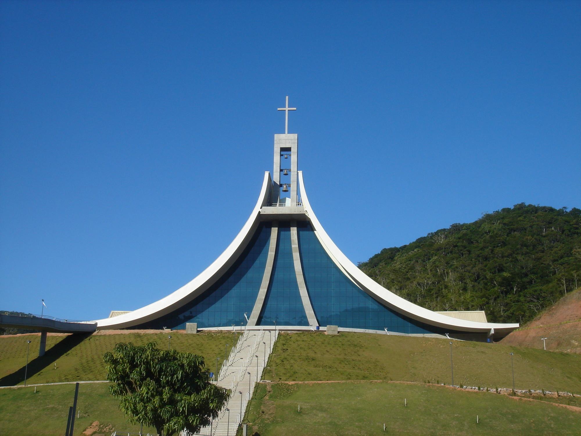 The Santuary of Santa Paulina / HS Arquitetos, Courtesy of HS Arquitetos