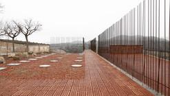 Espacio Transmisor Del Túmulo | Dolmen Megalítico De Seró / Estudi D'arquitectura Toni Gironès