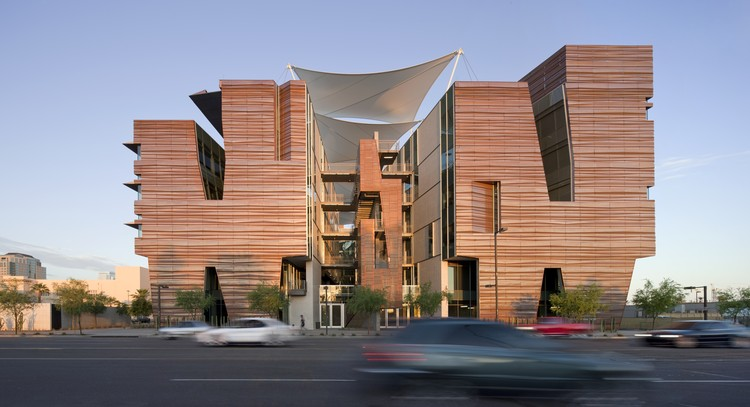 Health Sciences Education Building Co Architects Archdaily