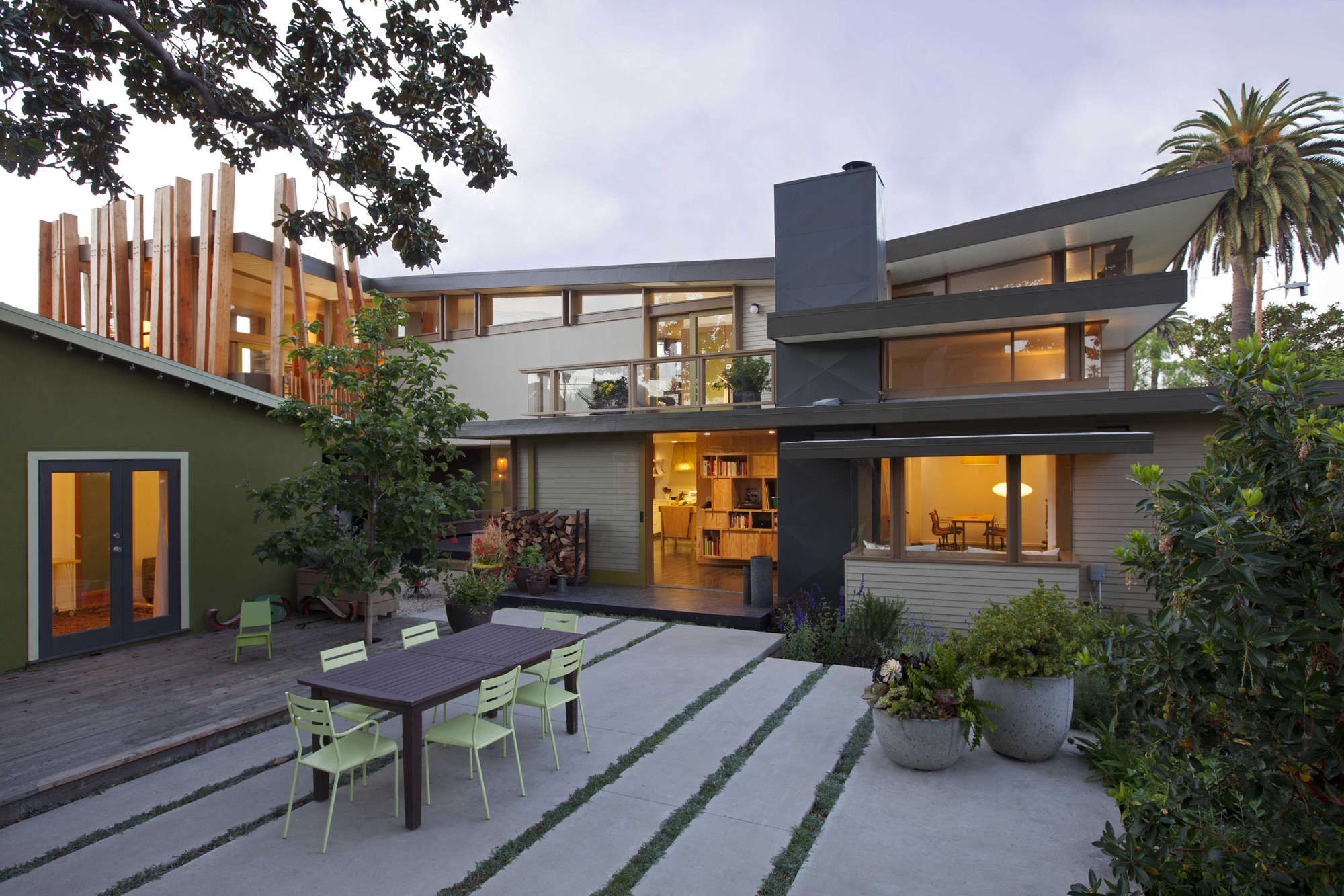 Gallery Of Smith Clementi Residence Rios Clementi Hale