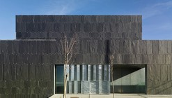 Monterroso Health Center / Abalo Alonso Arquitectos
