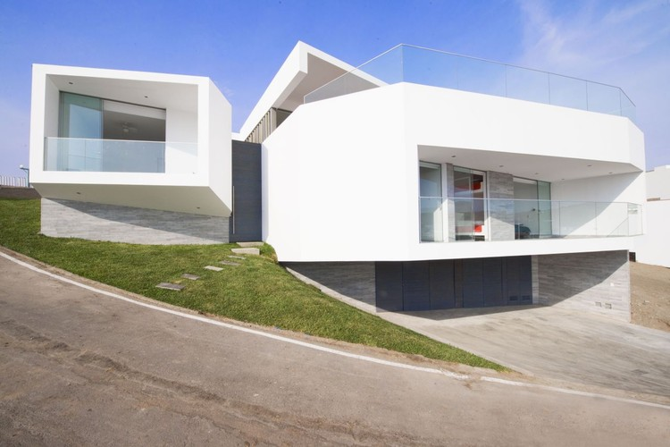 casas J4 / Vertice Arquitectos, Courtesy of Vertice Arquitectos