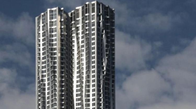 O software de Frank Gehry entra na nuvem e promove a construção sem papel , Cortesia de www.newyorkbygehry.com