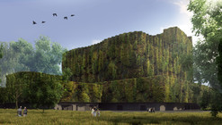 AZPA Wins Competition To Transform German Power Plant Into a 'Green Mountain'