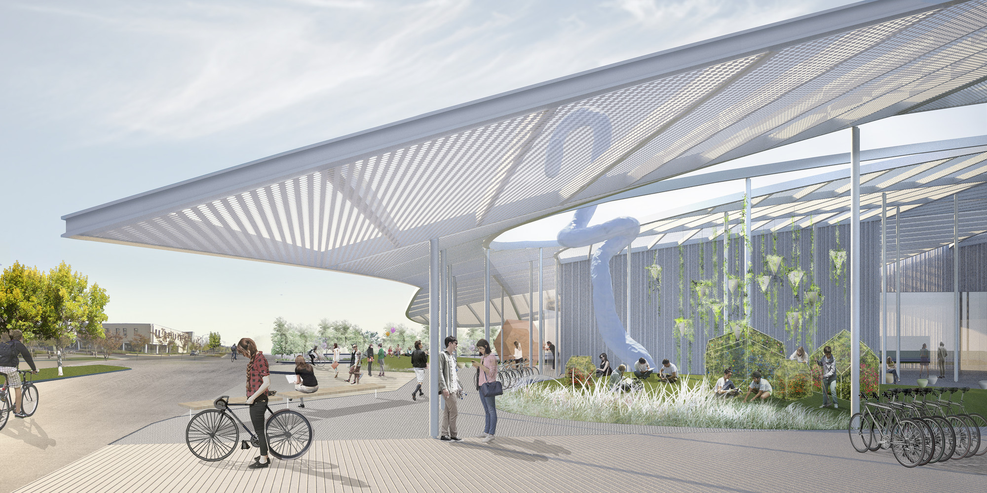 Gallery of uc davis selects so il to design new art museum 6 for Designers art of california