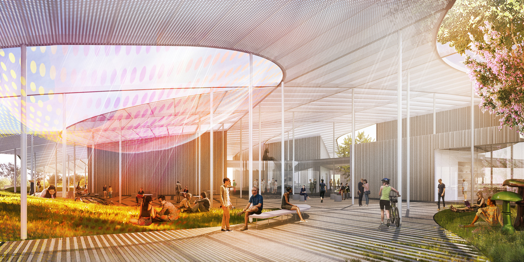 UC Davis Selects SO-IL to Design New Art Museum, Courtesy of SO-IL