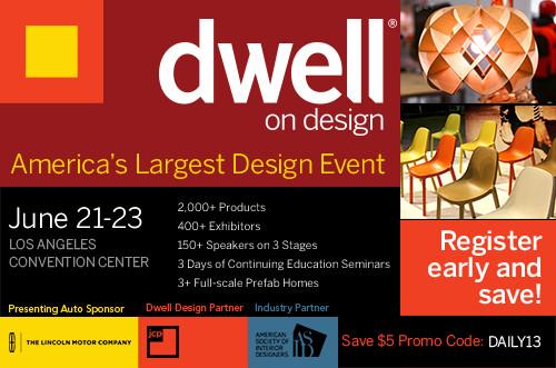 Dwell on Design 2013