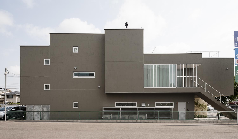 House in Gokiso / Kazuki Moroe Architects, © Hiroshi Ueda