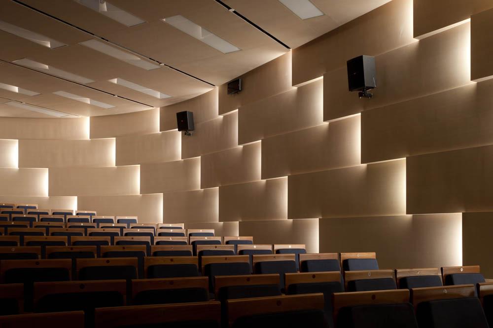 Gallery of tjad new office building tjad 9 for Interior lighting design standards