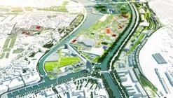 MVRDV Vence Concurso para Redesenhar 600ha em Caen