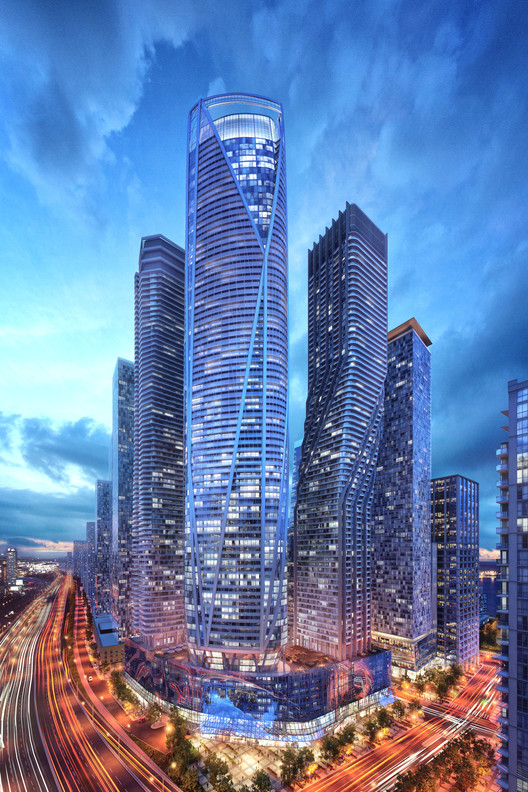 One Yonge / Hariri Pontarini Architects, Courtesy of Hariri Pontarini Architects