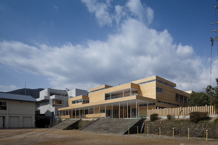 Owase Elementary School / C+A Coelacanth and Associates, © Hiroshi Ueda