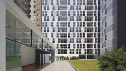 Complexo Residencial Cipreses / Juan Carlos Doblado + Nómena Arquitectos
