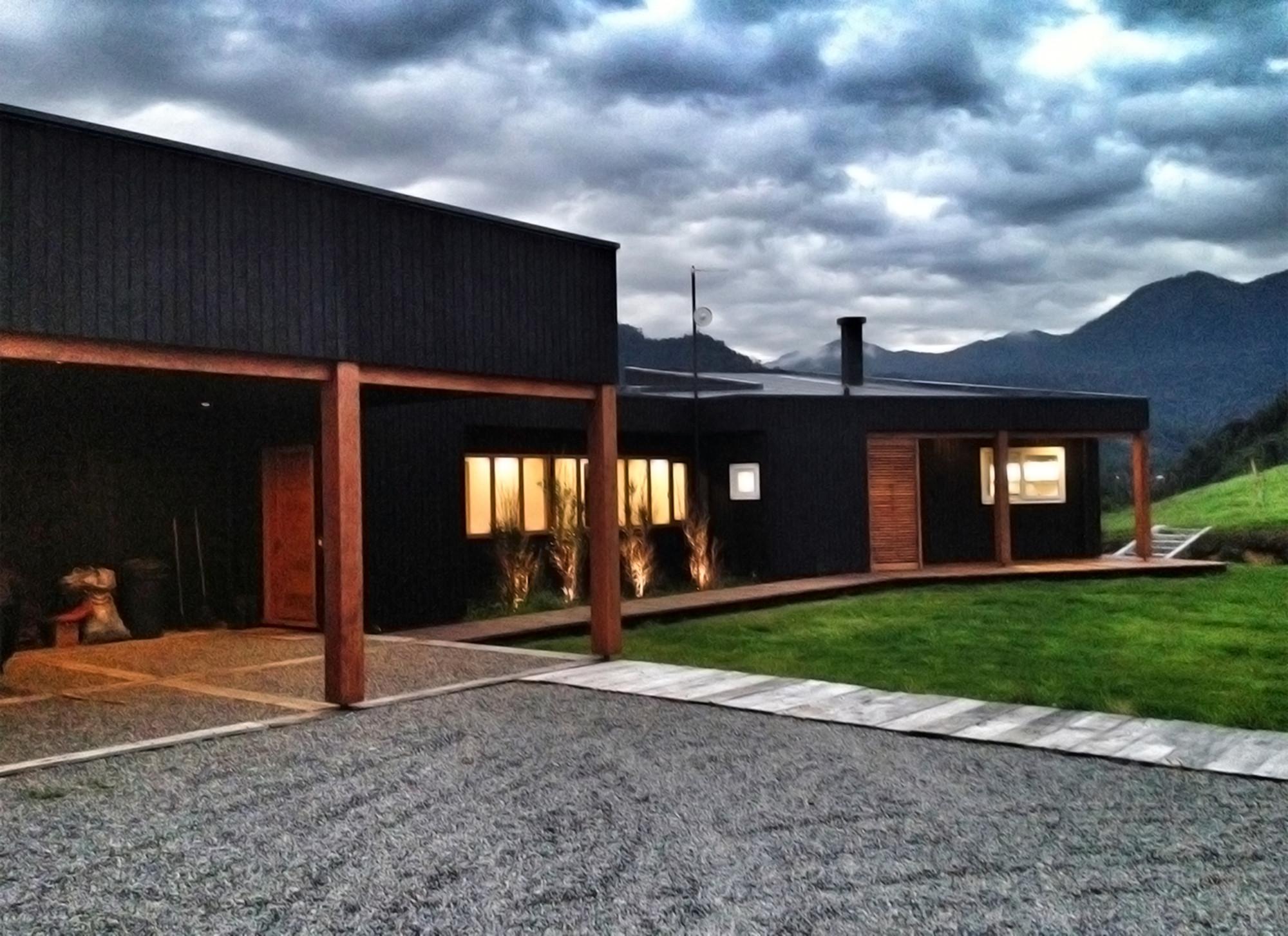 Gallery of country house punta callao gestaa 5 - Como hacer plano de casa ...