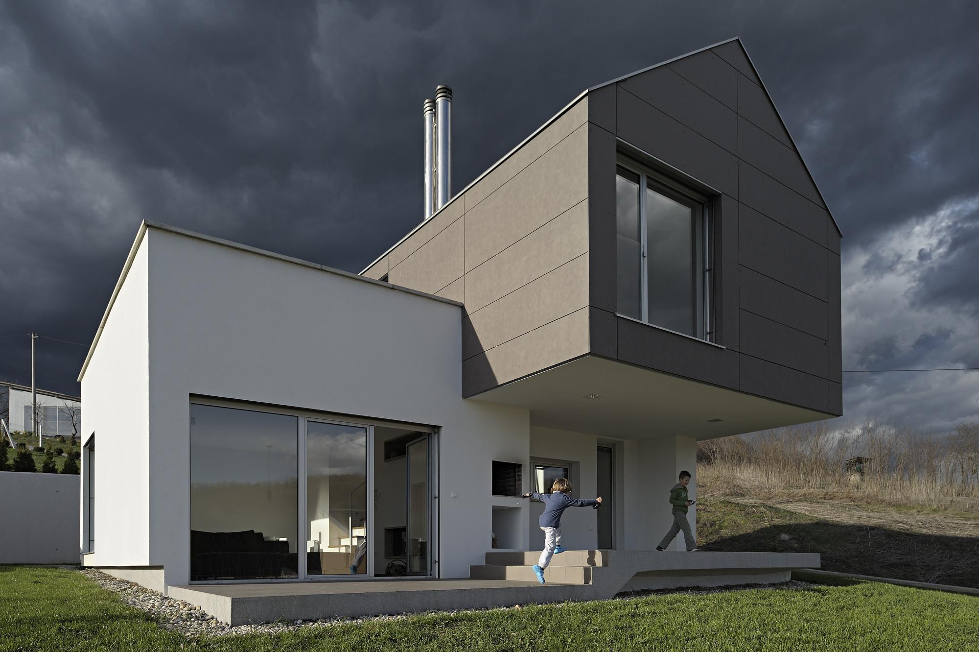Gv 17 house sangrad avp arhitekti archdaily - Idea casa biancheria mestre ...