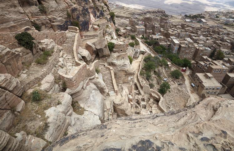 Restauração do Forte de Thula / Abdullah Al-Hadrami, © Cemal Emden
