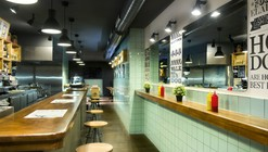 Restaurant Frankfurt Station / Egue & Seta + Denys & vn Arend